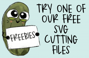 FREEBIE SVG Cut Files