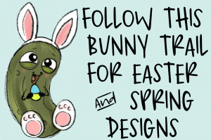 Easter & Spring SVG Cut Files