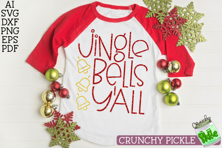 Just A Holly Jolly Elf Christmas SVG File